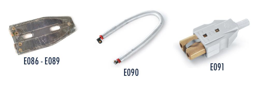 Iron Element & Iron Connector