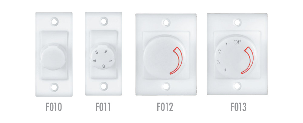 Dimmers & Regulators