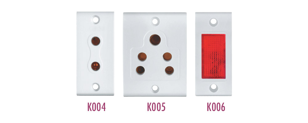 Sockets & Indicator