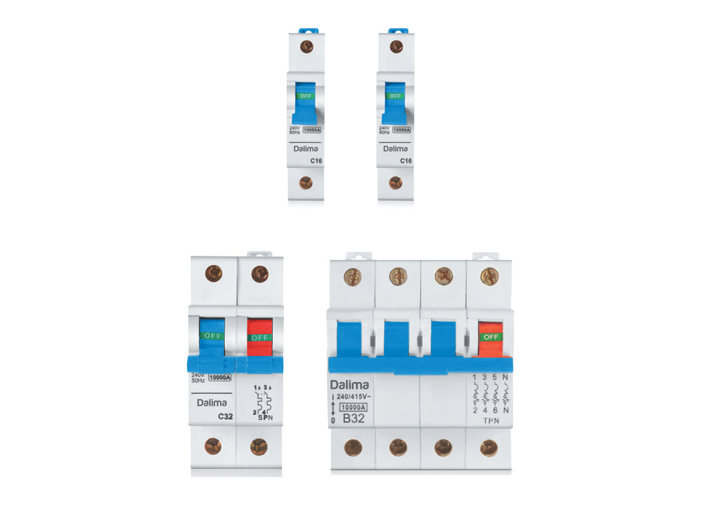 MCB (Miniature Circuit Breaker)