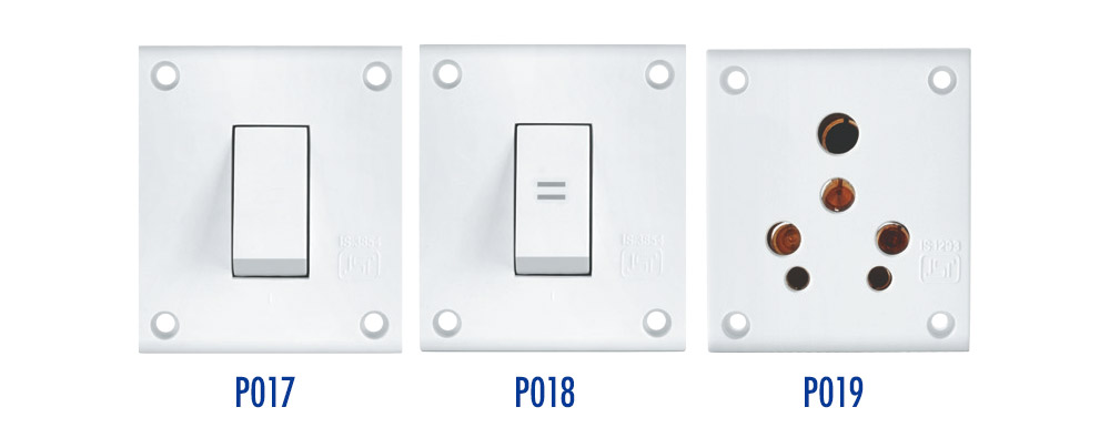 Switches & Sockets 16A