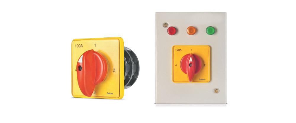Rotary Switch & Rotary Box