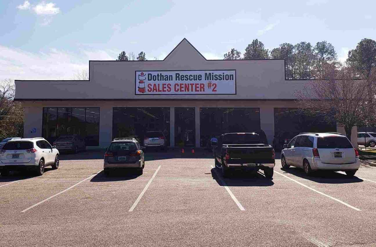 The Dothan Rescue Mission