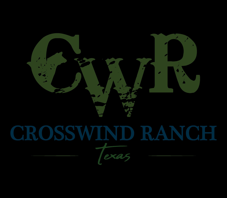 Crosswind Ranch logo PNG