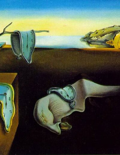 Dali - Melting Clocks