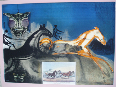 Dali - American Trotting Horses 2
