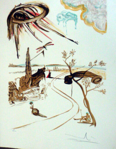 Dali - Fantastic Voyage