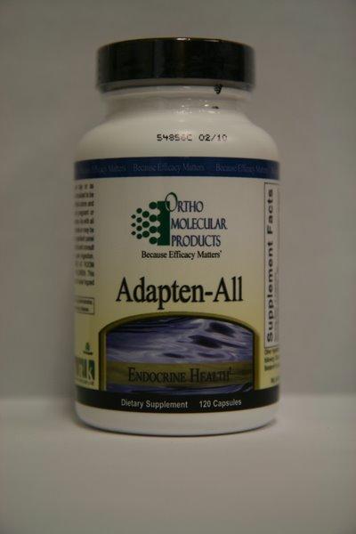 Adapten-All, Adrenal Support Supplement