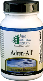 Adren-All, Adrenal Support Supplement