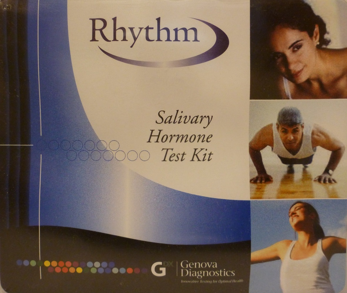 Rhythm Salivary Hormone Test Kit