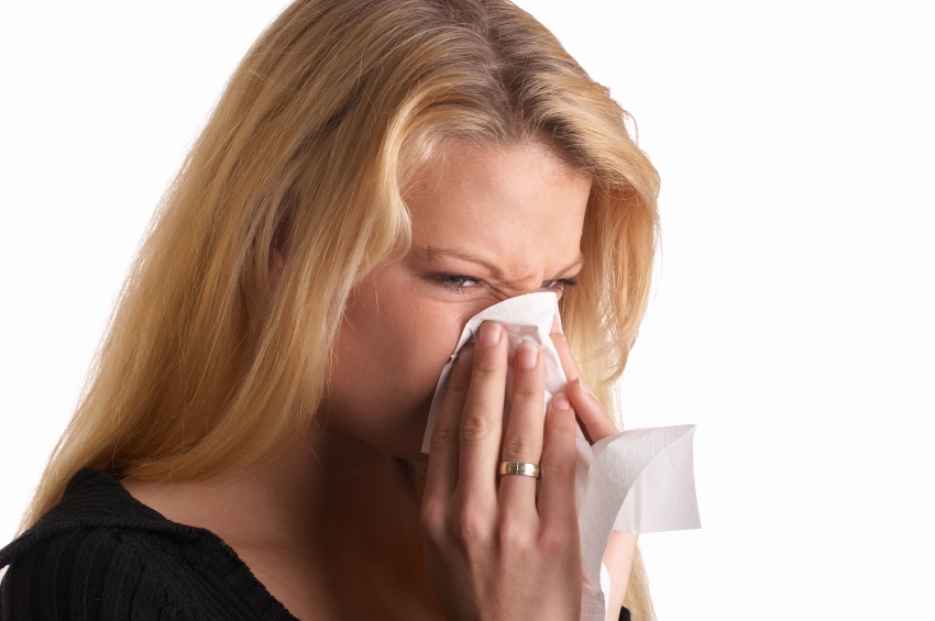 Stuffy and  Congested? This Product Should Help