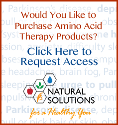 Request Access to Purchase Amino Acid Therapy Products