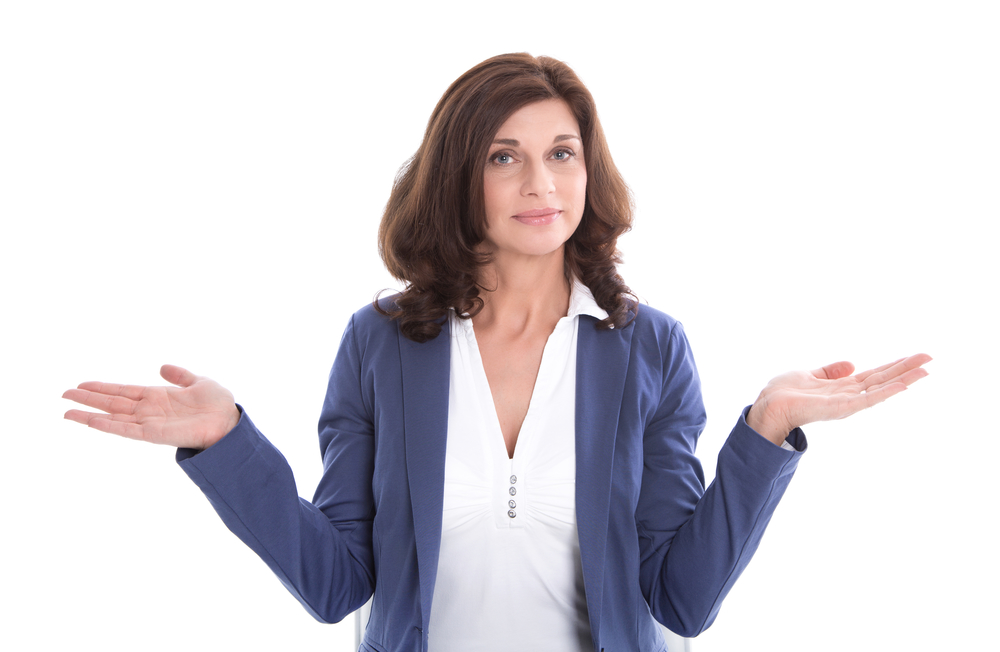 woman approaching menopause looking for natural remedies for menopause