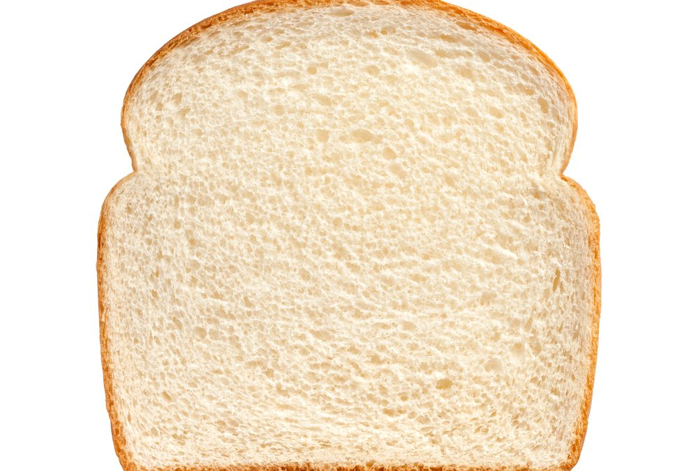 white bread contains goitrogens and should be avoided if you have underactive thyroid function