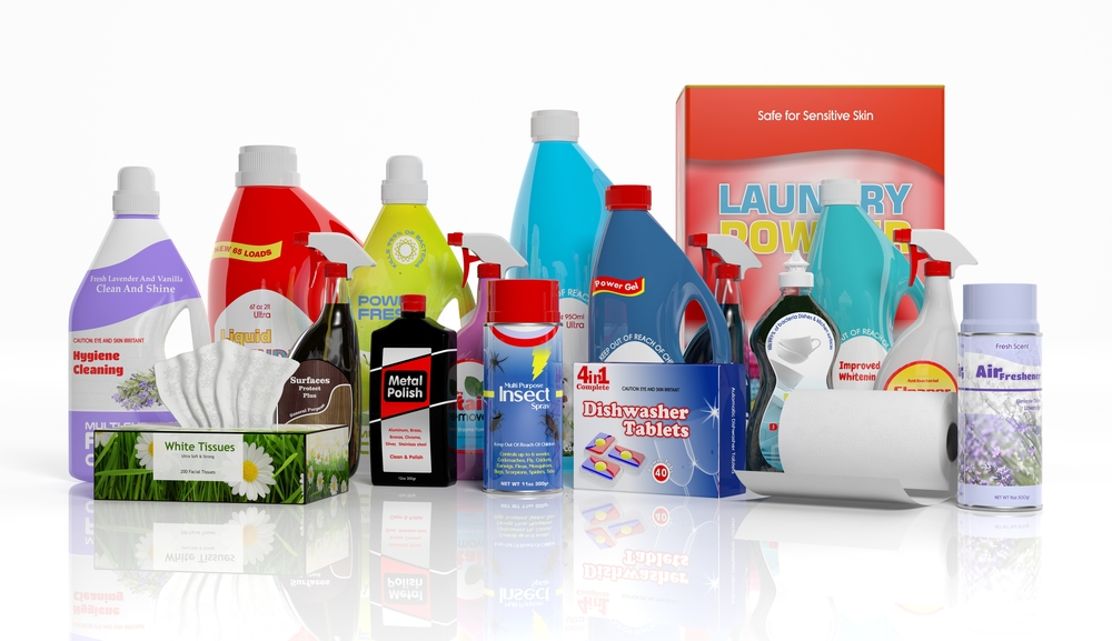 safe alternatives to cleaning products