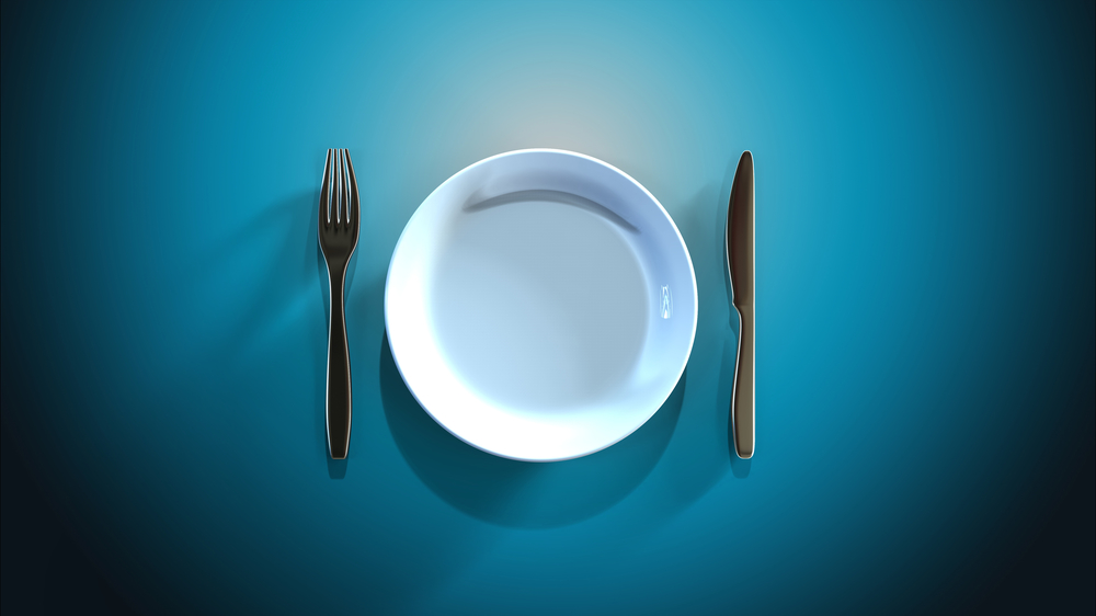 empty plate, how to do intermittent fasting