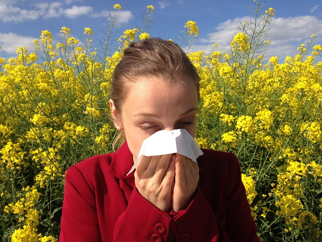 The (Surprising) Connection between Seasonal Allergies and Food Allergies