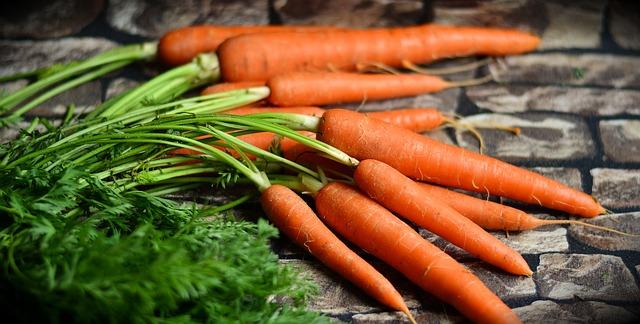 Antioxidants Role in Health – Part 5:  Orange & Yellow Phytonutrients