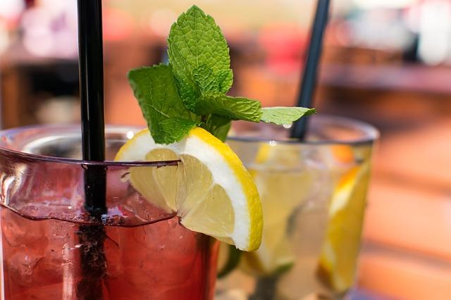 Mocktails – Cocktails Without the Kick (i.e., Alcohol)