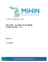 MiHIN UCIG Discharge Medication Reconciliation