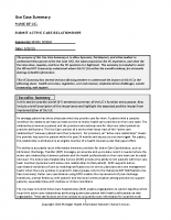 Active Care Relationship Service Use Case Summary