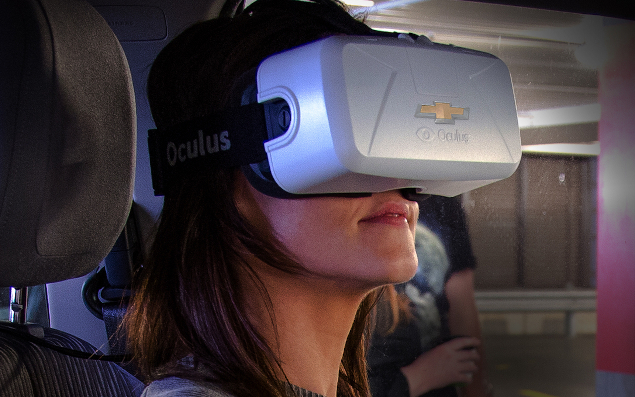 Chevrolet Gives Customers Off-Road Experience in VR Showroom