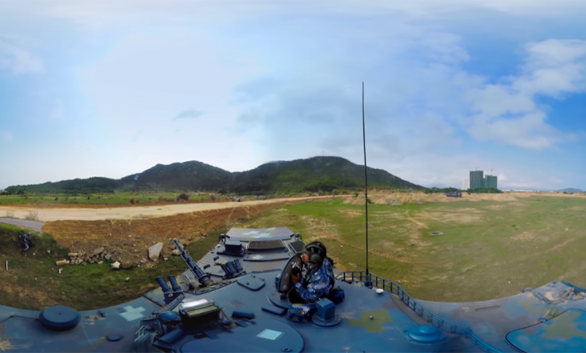 360 Video Trailer Released For First VR Film On the Chinese Military | VRFocus