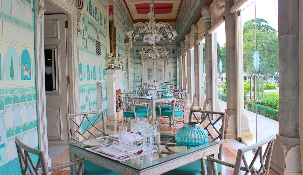 Sujan Rajmahal Palace Hotel India. Credit: Katrina Holden