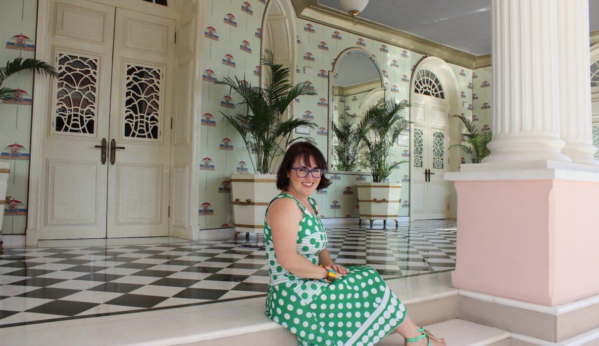 Sujan Rajmahal Palace Hotel, Credit: Celeste Mitchell