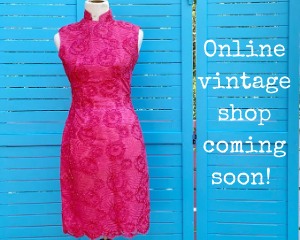 Vintage Travel Kat online shop