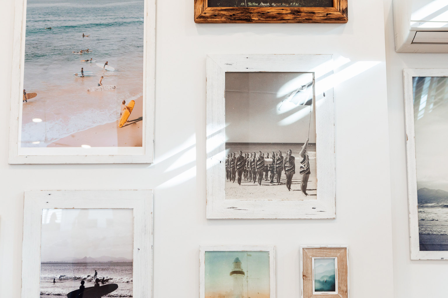Surf images at The Surf House Byron Bay. Credit Amy Whitfield
