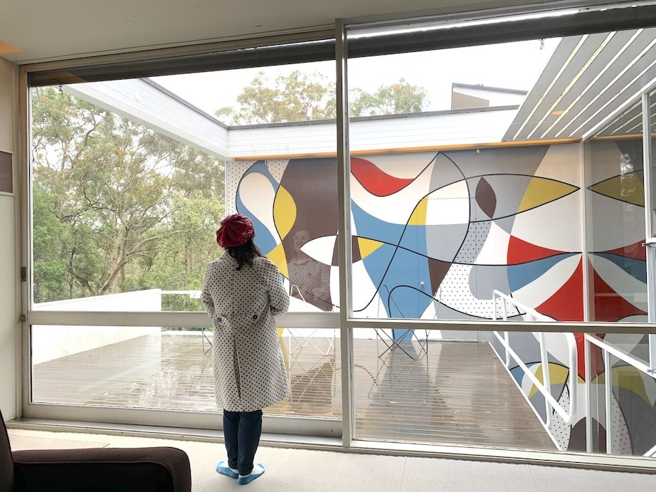 Rose Seidler House in Wahroonga_image by Evelyn Aravena