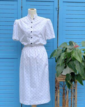 vintage Jill-Fitzsimon dress
