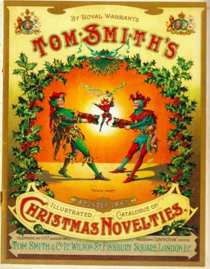 Tom Smith crackers