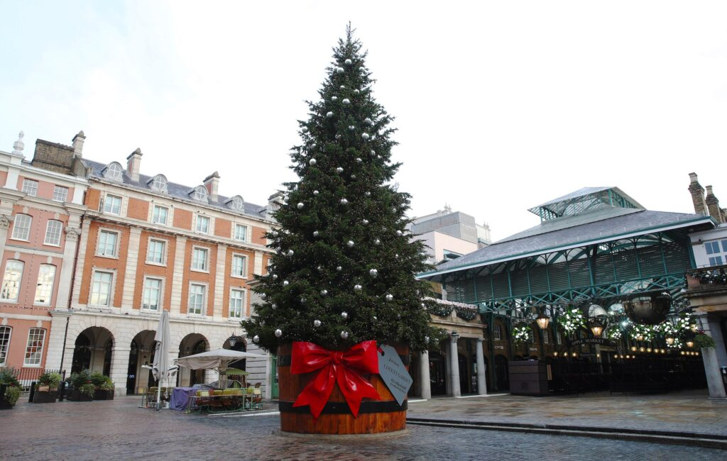 Covent Garden. Image: (c) Pin Pep