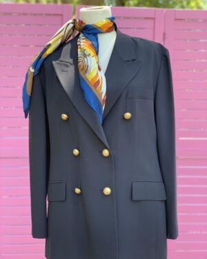 Vintage Louis Feraud wool blazer