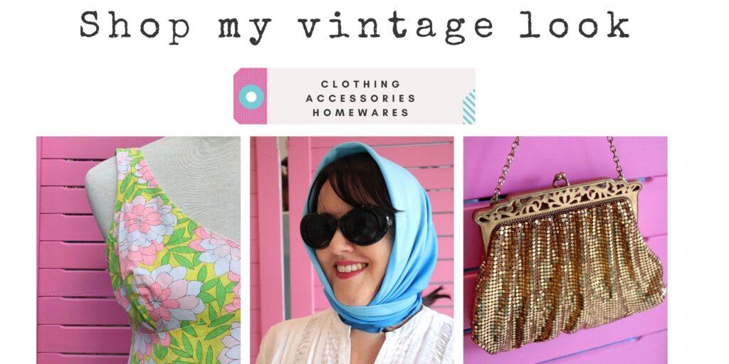 Vintage Travel Kat online vintage shop
