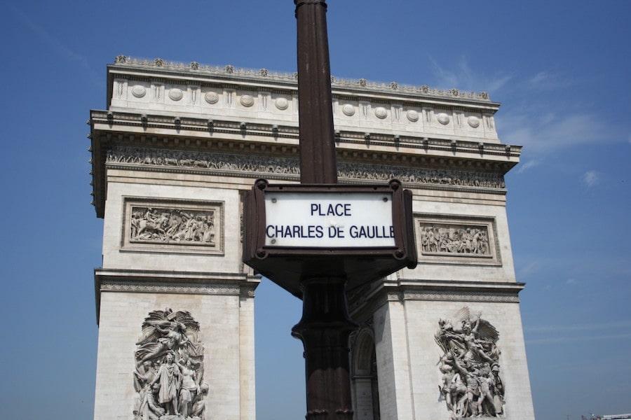 Arc de Triomphe 3 by Katrina Holden Vintage Travel Kat