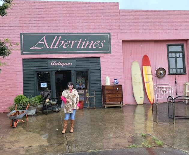 Albertines Antiques Mittagong by Vintage Travel Kat