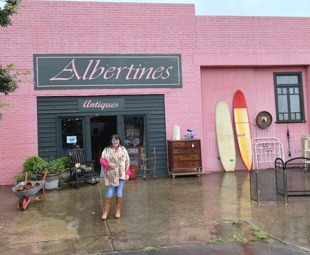 Albertines Antiques Mittagong by Vintage Travel Kat