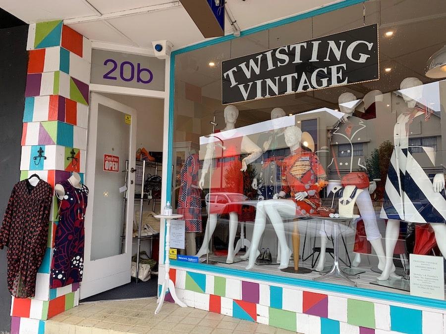 Twisting Vintage in Mittagong. Image: Vintage Travel Kat