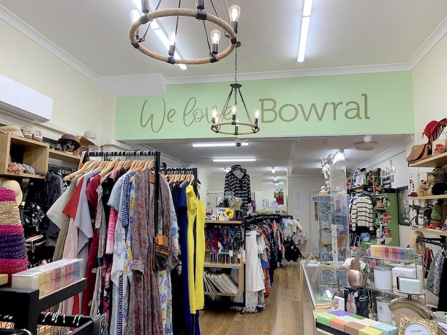 Anglicare Op Shop in Bowral. Image: Vintage Travel Kat