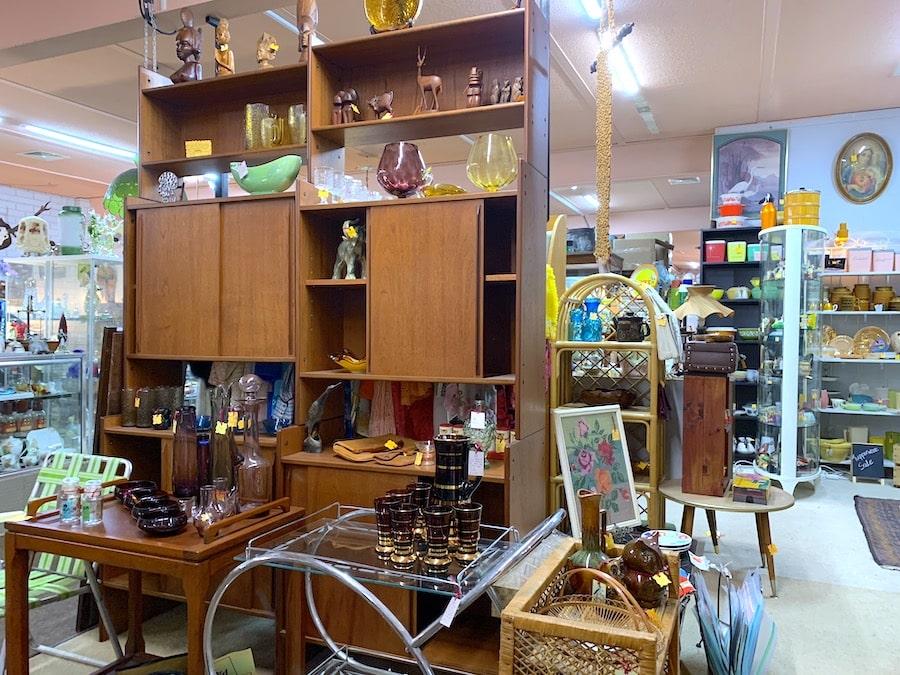 Mittagong Antiques Centre. Image: Vintage Travel Kat