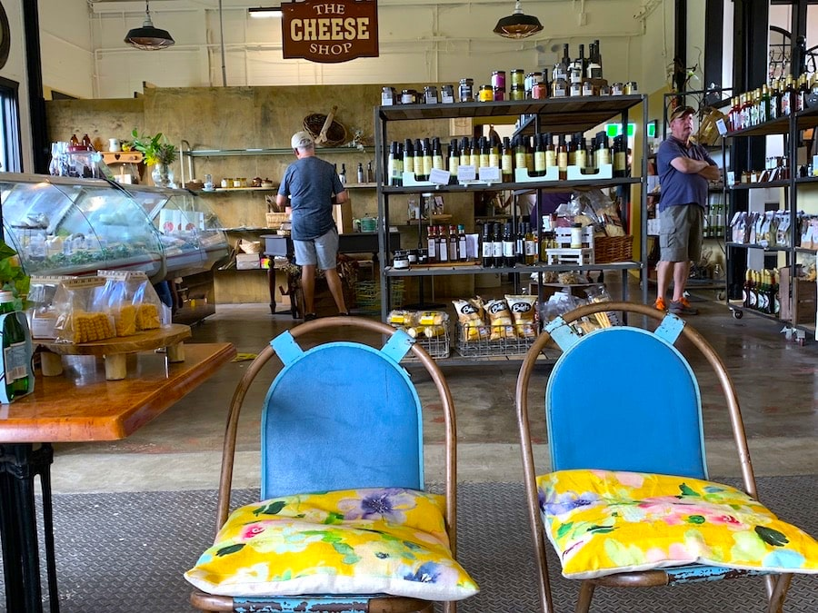 The Whey Cafe in Robertson. Image: Vintage Travel Kat