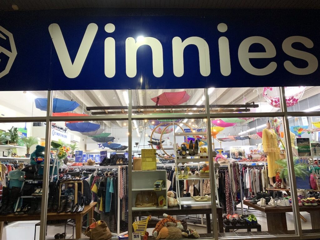 Vinnies Dickson by Vintage Travel Kat
