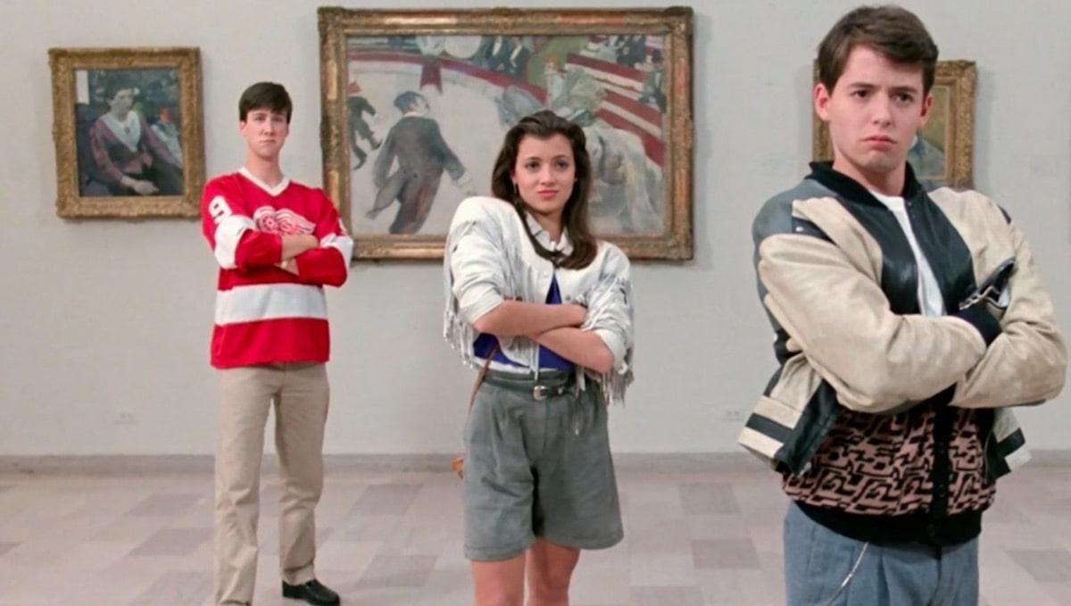 Ferris Bueller's Day Off at Chicago Arts Institute