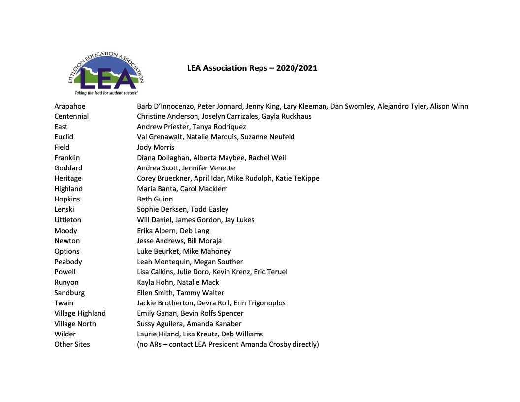 LEA AR list -2020-2021-v3