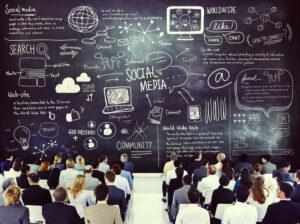 Top 4 Social Media Strategies for Executives