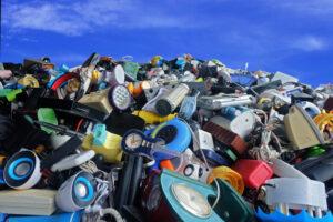 Economics of e-waste.
