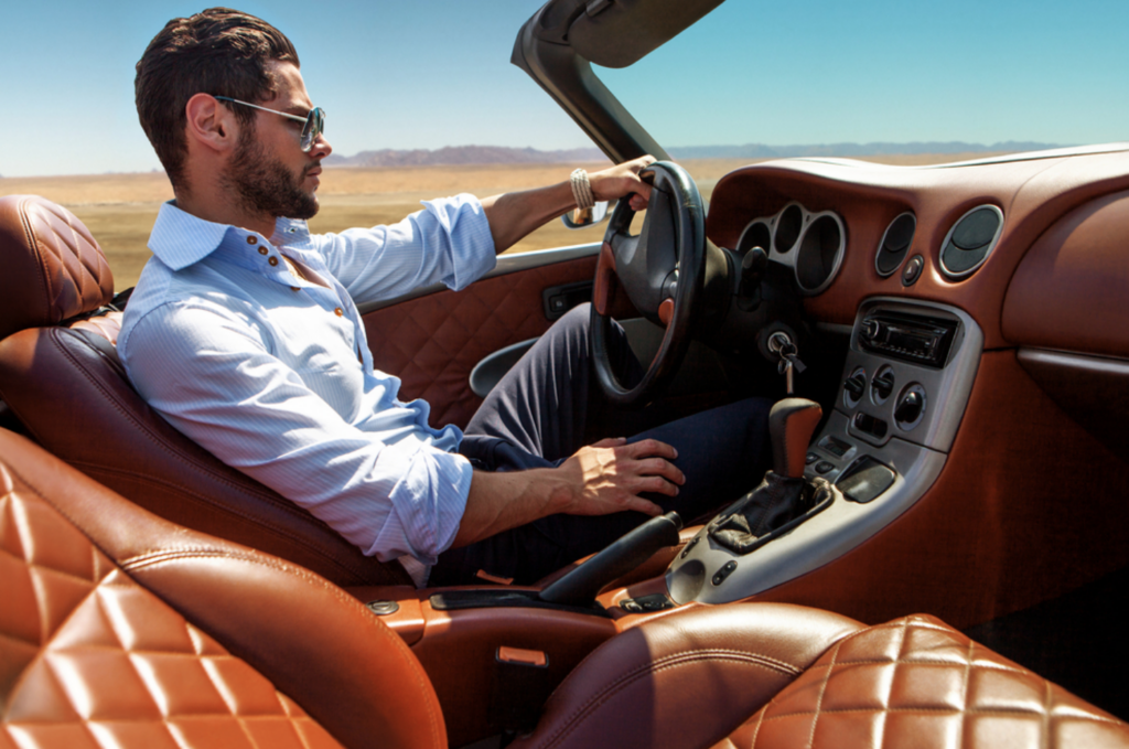 Technology Is About to Transform the Luxury Car.